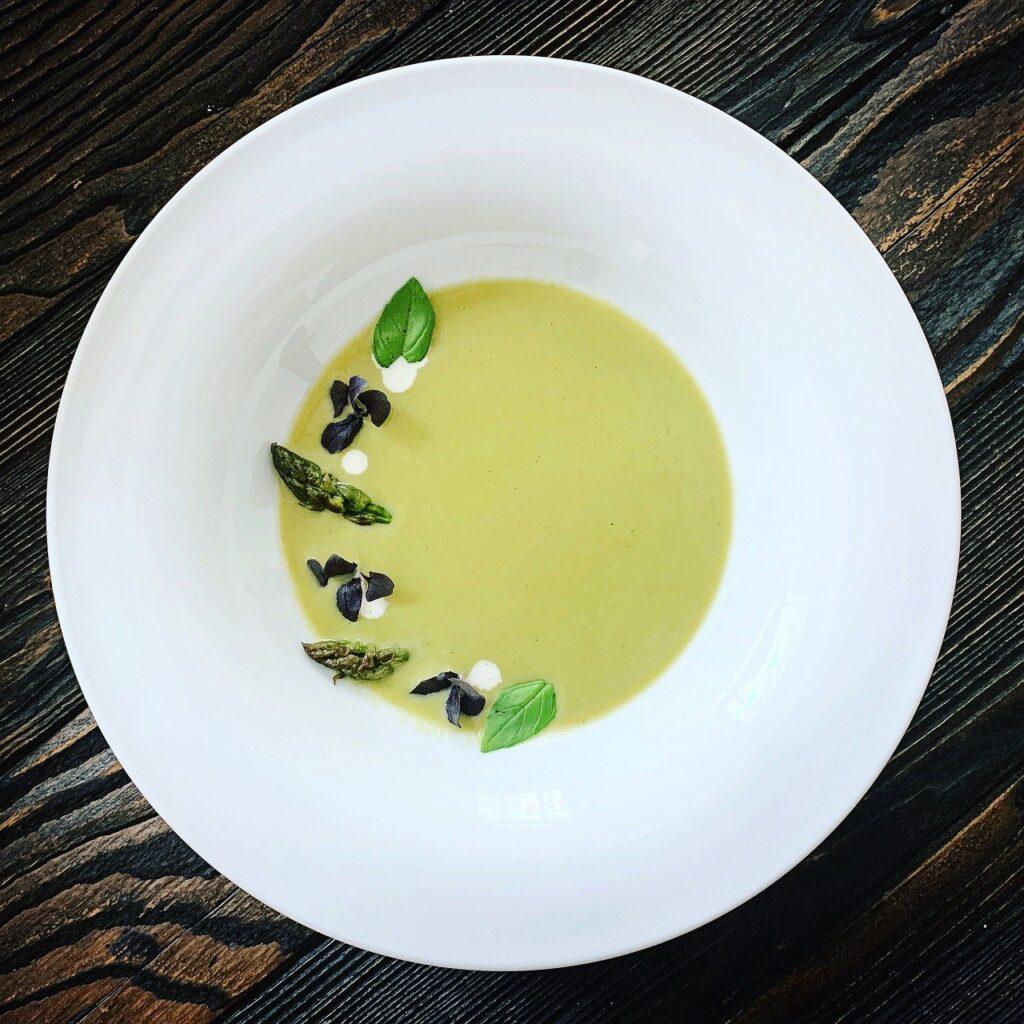 Vellutata di asparagi: la ricetta