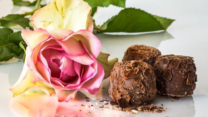 Cioccolatino all'olio Ravece