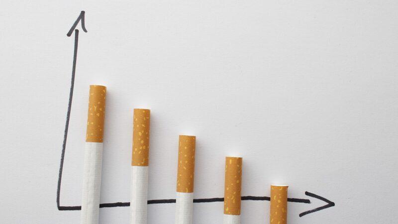 Aumento fumatori in Italia