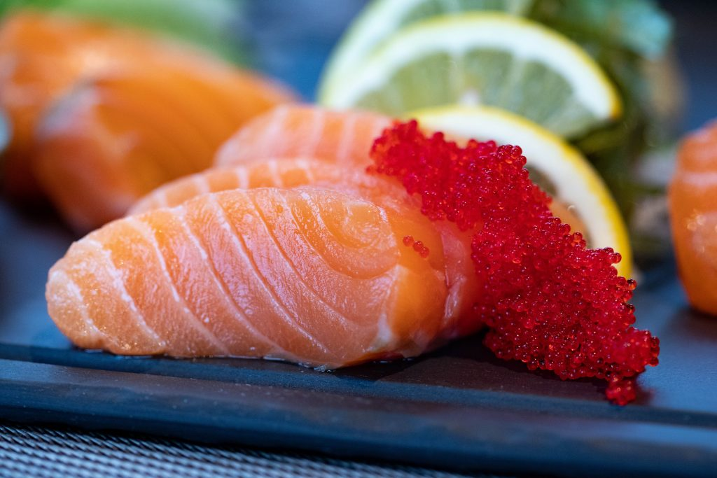 Salmone: ricetta