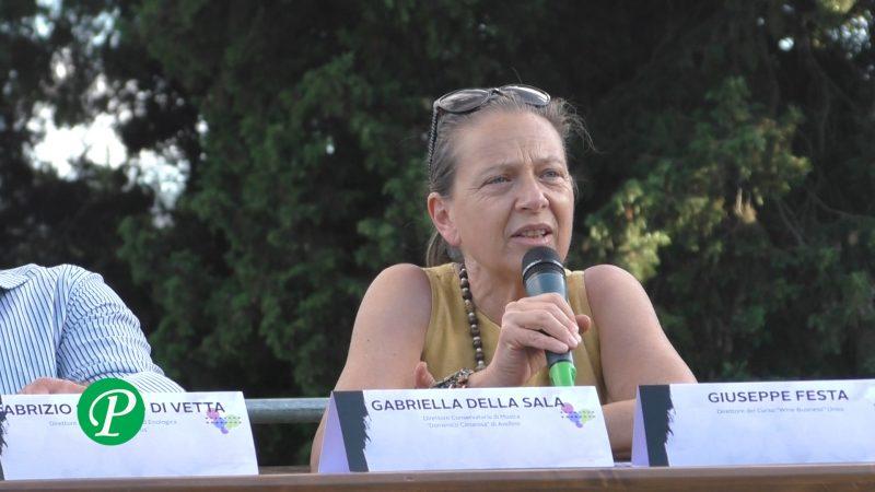 Gabriella Della Sala: video