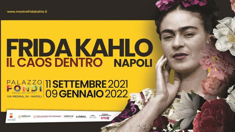 Frida Kahlo: mostra interattiva