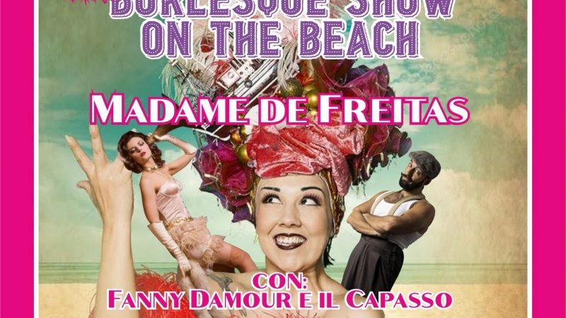 Fanny Damour al Dum Dum Republic