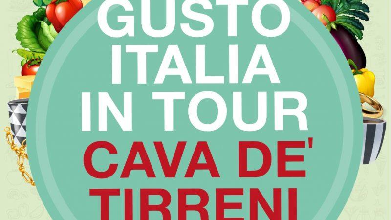 Gusto Italia in tour a Cava dei Tirreni