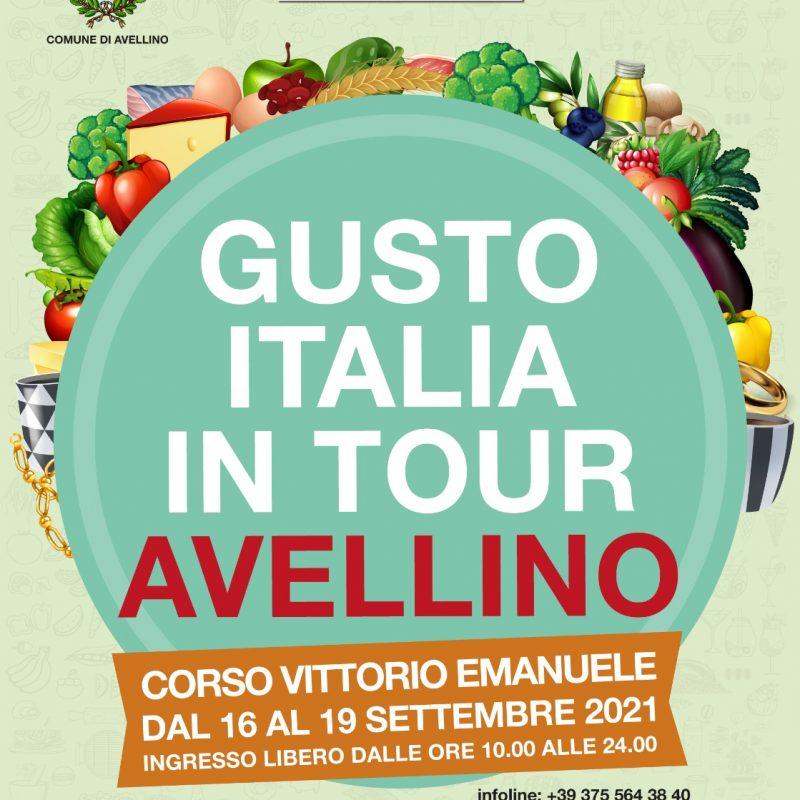Gusto Italia in tour Avellino