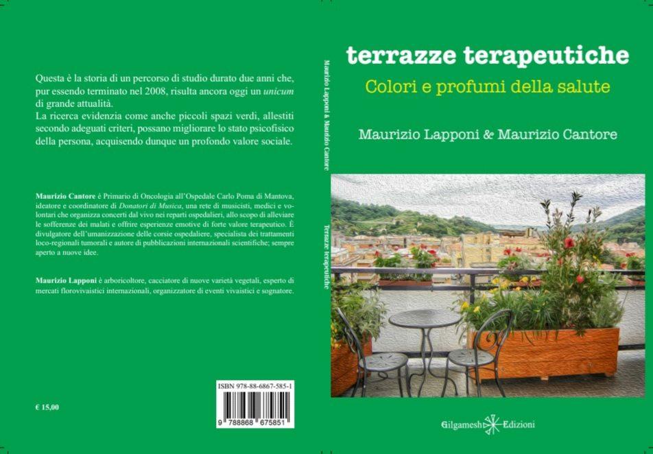 Terrazze terapeutiche. Colori e profumi della salute