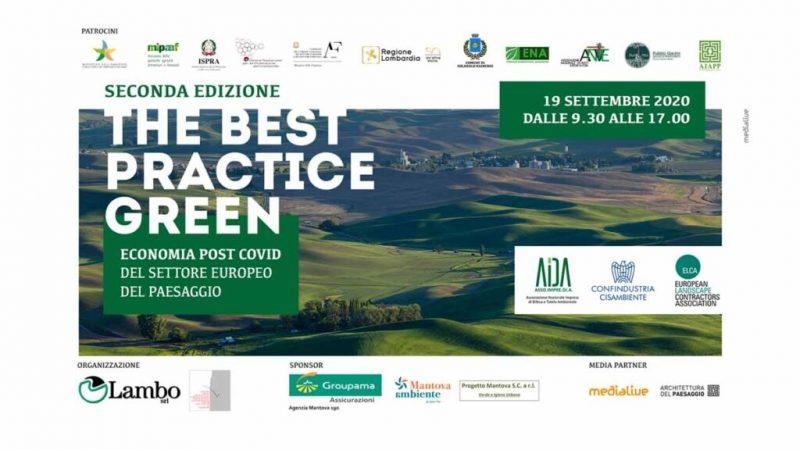 "Terza Edizione ""The best practice green"""
