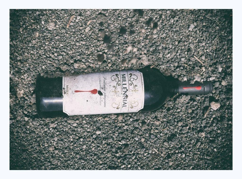 Millennial wine Cantina Maranto